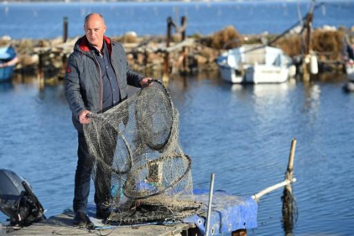 Robert Rumeau, l'un des derniers pêcheurs traditionnels de l'étang de Thau