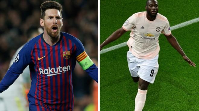 Lukaku affrontera Lionel Messi: découvrez les quarts de finale de la Ligue des Champions