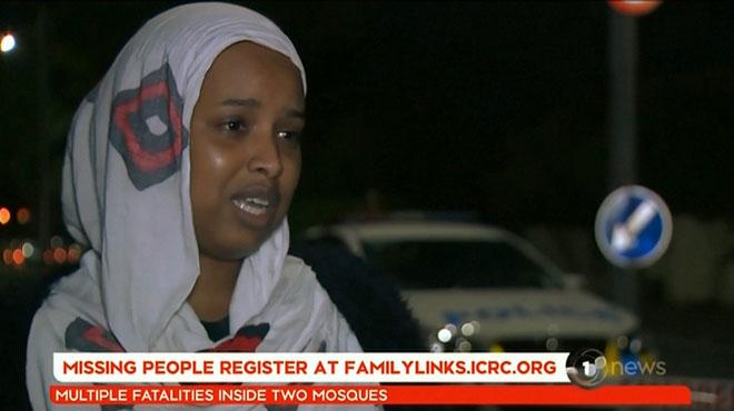 Cette habitante de Christchurch a perdu de la famille et des amis dans l'attentat: