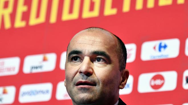 Roberto Martinez veut voir les jeunes disputer l'Euro U21: