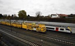 Des horaires modifiés dès avril sur certaines lignes ferroviaires en raison de travaux