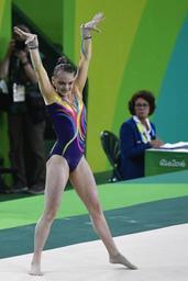 La gymnaste Rune Hermans, membre de l'équipe aux Jeux 2016, met un terme à sa carrière