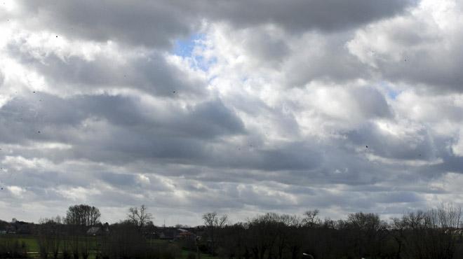 Prévisions météo: un samedi presque agréable est annoncé