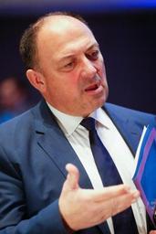 Willy Borsus dévoile sa liste MR pour les régionales dans le Luxembourg