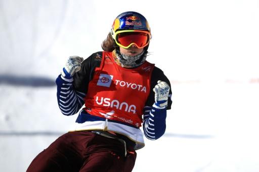 Snowboardcross: deuxième globe pour Eva Samkova