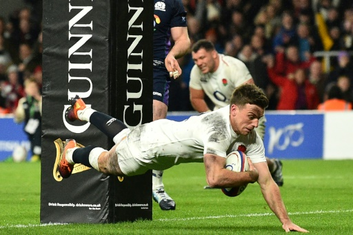 Six nations: l'Angleterre arrache le nul face à l'Ecosse