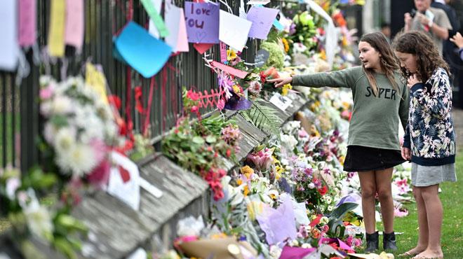 Attentat dans des mosquées en Nouvelle-Zélande: le bilan passe à 50 morts, deux suspects arrêtés ne sont pas impliqués