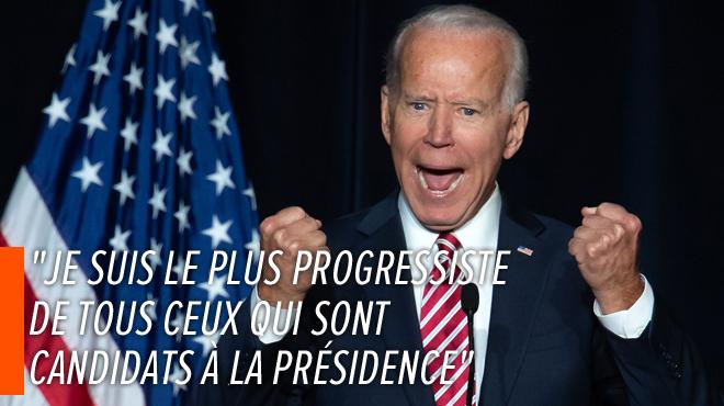 Joe Biden a-t-il annoncé malgré lui sa candidature à la Maison Blanche?