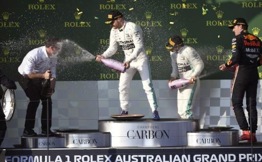 GP d'Australie: Mercedes