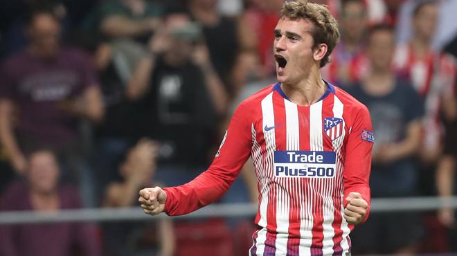 Antoine Griezmann (Atlético de Madrid) de nouveau tenté par le Barça — Mercato