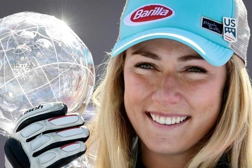 Ski alpin: Shiffrin gagne le géant de Soldeu et son 4e globe cet hiver