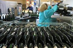 2018, exercice contrasté pour le champagne, malgré un nouveau record