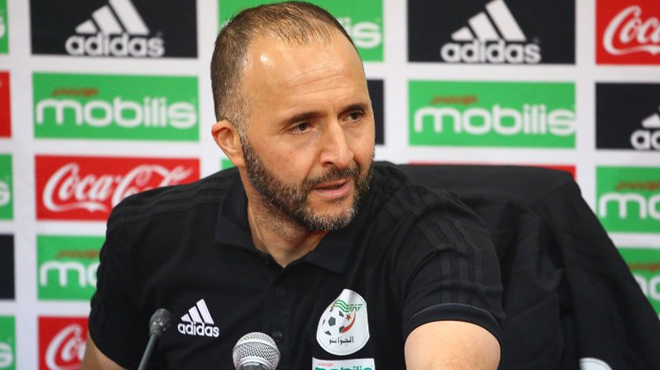 Une liste de 26 joueurs face à la Gambie — Algérie