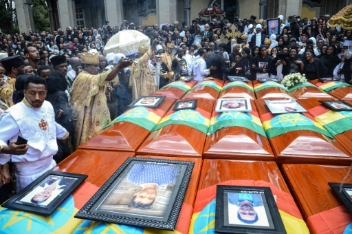 Ethiopie: les boîtes noires montrent des
