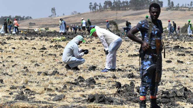 Crash Ethiopian Airlines: les boîtes noires montrent des