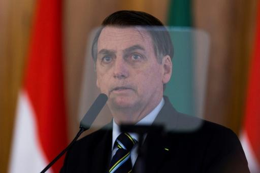 Bolsonaro à Washington pour sceller l'alliance avec Trump