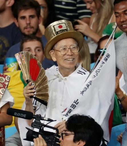 Tokyo-2020: le rêve de M. Namada d'assister à ses 15es JO s'est envolé