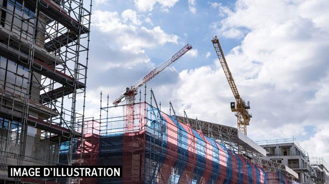 Dramatique accident de chantier à Châtelineau: Amaury, 24 ans, meurt écrasé sous un bloc de 2 tonnes