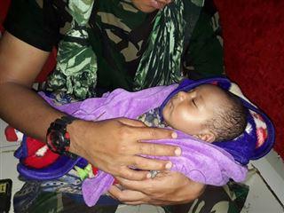Inondations en Indonésie- 79 morts, un bébé sauvé