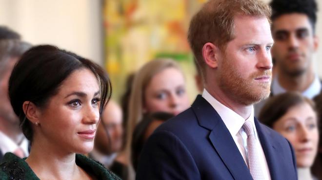 La reine d'Angleterre met son veto à une demande d'Harry et Meghan