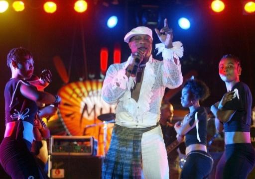 Le chanteur congolais Koffi Olomidé condamné pour atteinte sexuelle sur mineure
