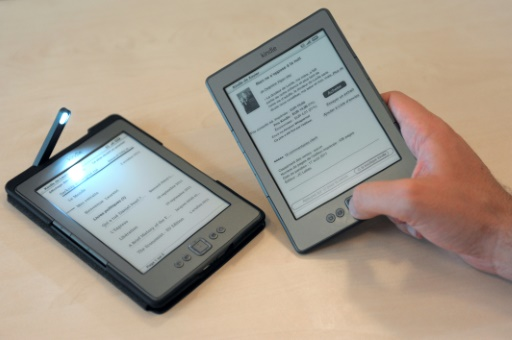 L'usage du livre numérique progresse légèrement
