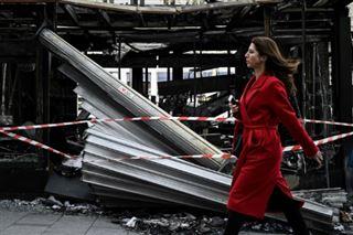 Saccage des Champs-Elysées- les commerçants veulent travailler, tout simplement