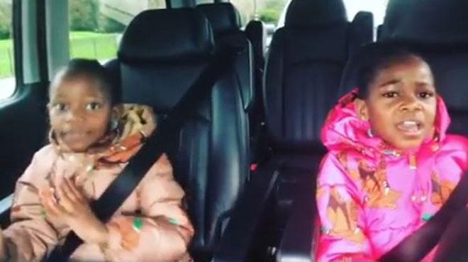 Quand les jumelles de Madonna reprennent du Justin Timberlake dans la voiture, ça donne cette adorable vidéo