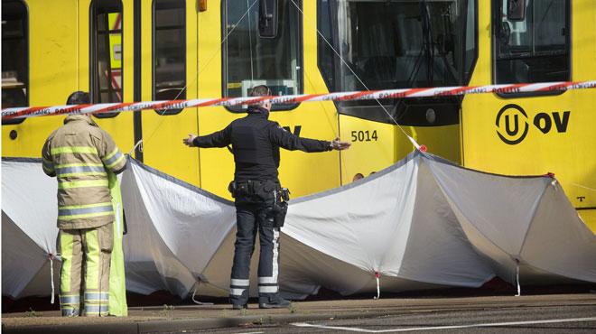 Angélique, violée par le suspect de la fusillade à Utrecht: