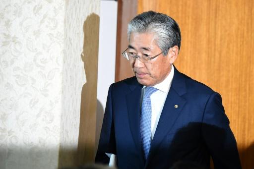 Départ en juin de l'homme-clef des JO Tokyo 2020, mis en examen