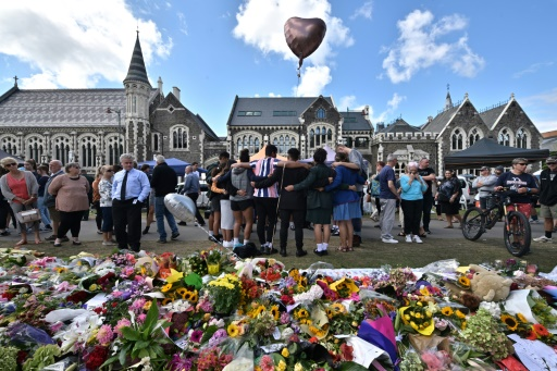 Nouvelle-Zélande: le deuil