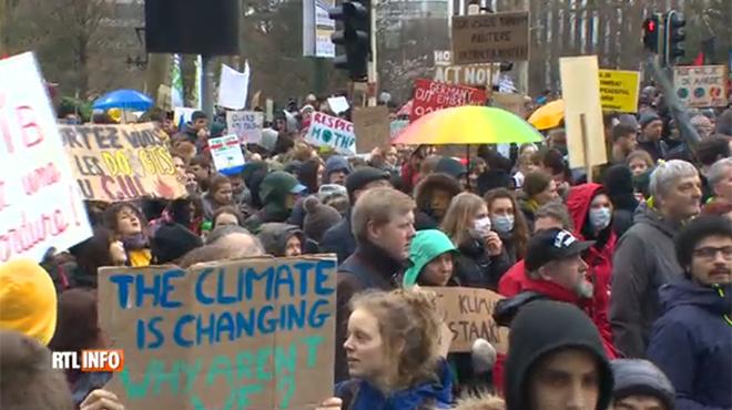Les Belges INQUIETS pour le climat: voici la demande faite aux politiques pour sauver notre planète