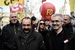 Journée d'action sur le pouvoir d'achat en France à l'appel de syndicats