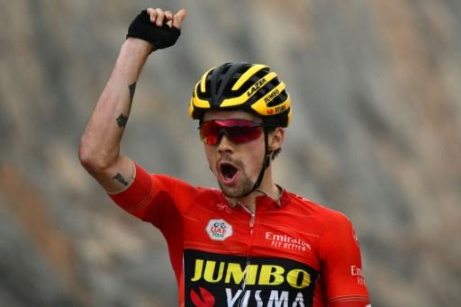 Tirreno-Adriatico: victoire finale de Roglic pour une seconde