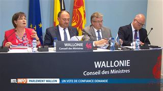 Le gouvernement wallon n'a plus de majorité- plusieurs dossiers PHARES risquent de passer à la trappe 2