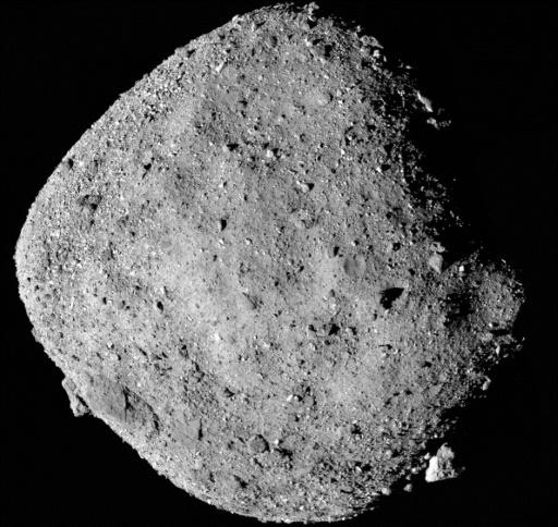 Un hic pour la Nasa: toucher l'astéroïde Bennu va être plus dur que prévu