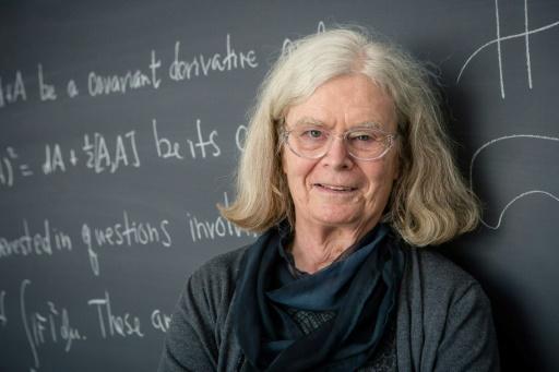 Karen Uhlenbeck, première femme récompensée du prix Abel de mathématiques