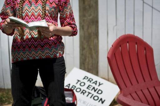 Le Mississippi vers la loi anti-avortement la plus contraignante des Etats-Unis