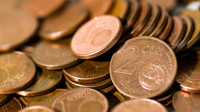 La proposition de loi a été approuvée: le commerçant devra ARRONDIR le prix pour réduire la circulation des pièces d'un et deux centimes