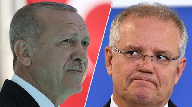 Les déclarations d'Erdogan font polémique — Christchurch
