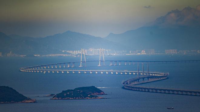 Hong Kong prête à investir 70 milliards d'euros dans une île artificielle: pour y faire quoi?
