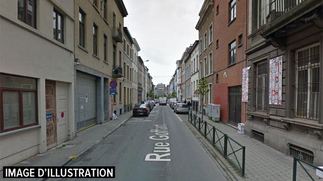 Un incendie s'est déclaré hier dans un appartement à Ixelles: