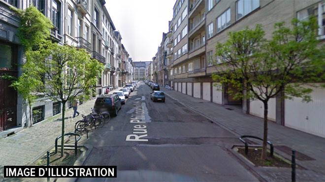 Une mère et ses deux enfants sauvés d'un incendie à Bruxelles: