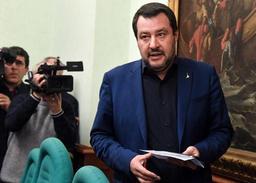 Le Sénat italien bloque les poursuites contre Salvini