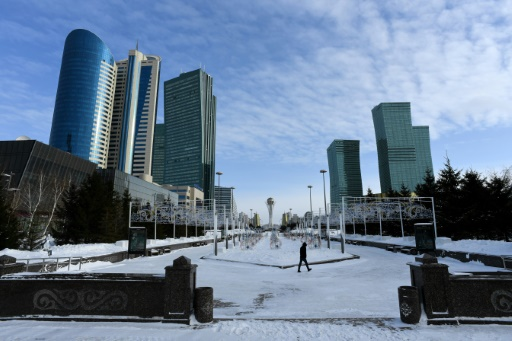 Kazakhstan: le président par intérim investi, la capitale rebaptisée
