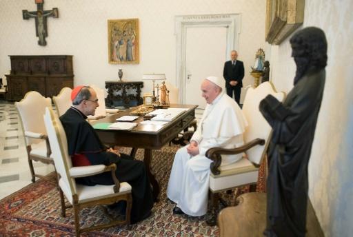 Le soutien du pape au cardinal Barbarin, décision à double tranchant