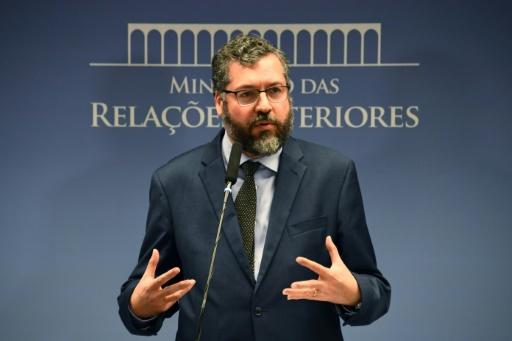 Le transfert de l'ambassade du Brésil à Jérusalem