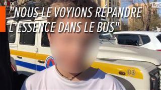 Ce héros de 13 ans à qui 50 enfants doivent peut-être la vie (vidéo)- J'ai réussi à me défaire de mes liens et j'ai pris le téléphone à terre 2