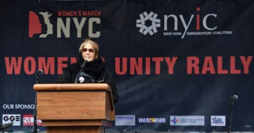 Gloria Steinem, la lente maturation d'une icône féministe
