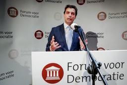 Probablement 13 sièges pour le FvD au Sénat néerlandais